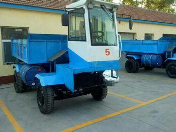盐业机械运盐车